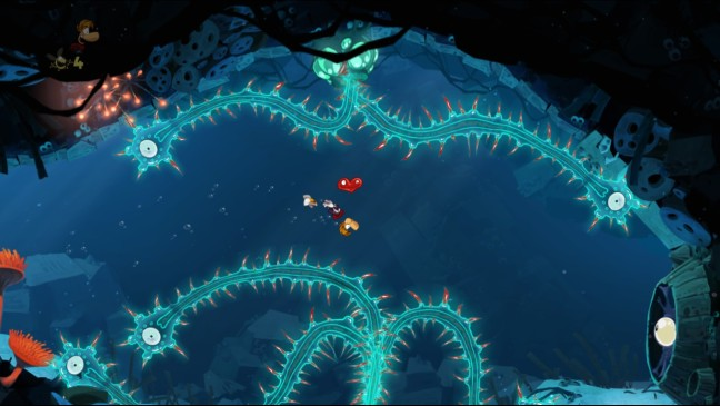 Rayman-Origins-Fundo-do-Mar